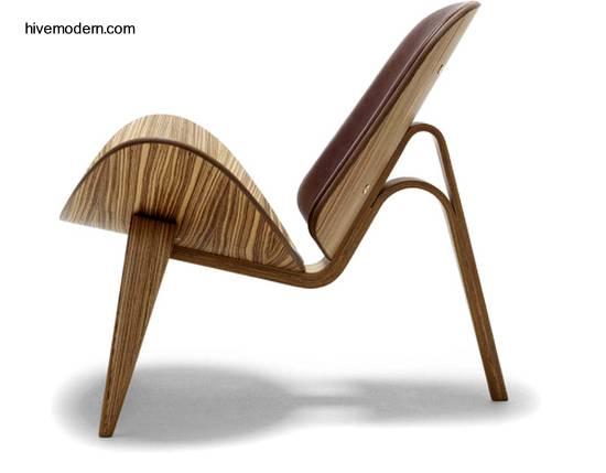 Arquitectura de casas sillas modernas de madera dise o for Sillas living modernas