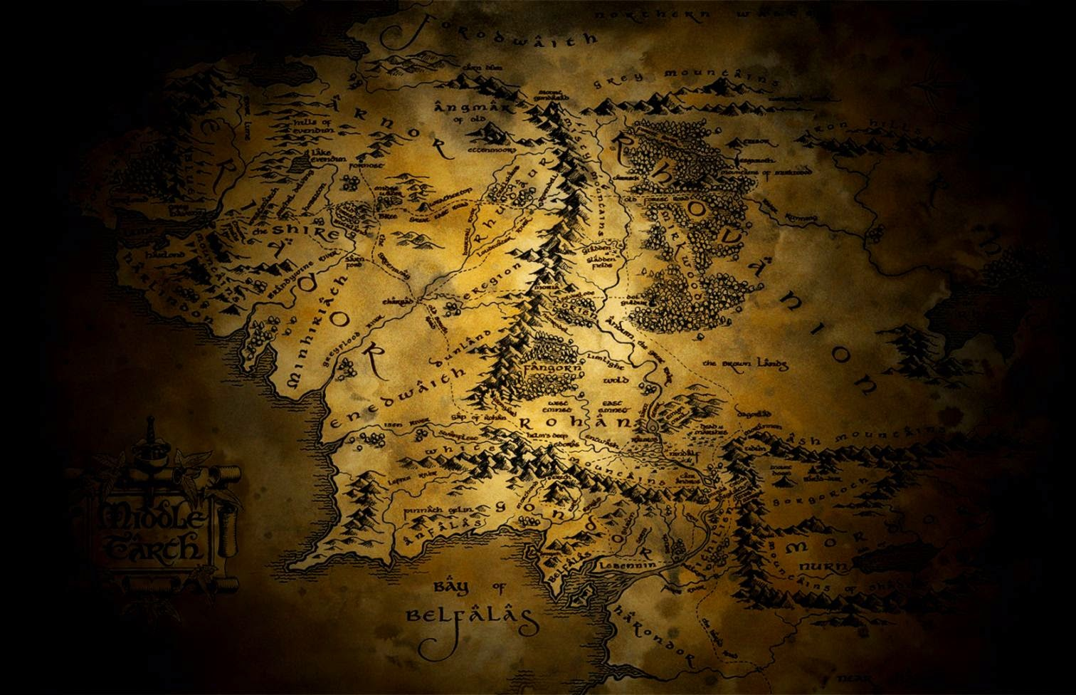 view original size deviantart more like middle earth map wallpaper
