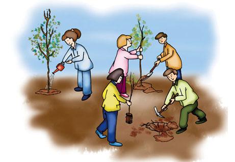 المحافظة على النباتات