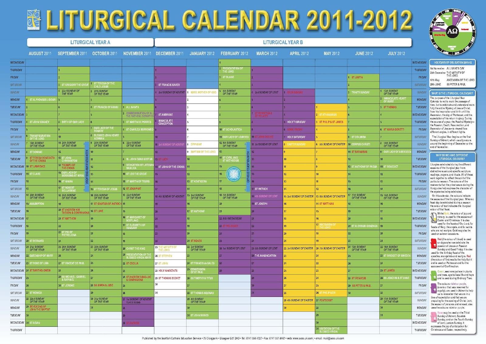 Presbyterian+Liturgical+Calendar+2012 Galatians 4: The Daughters ...