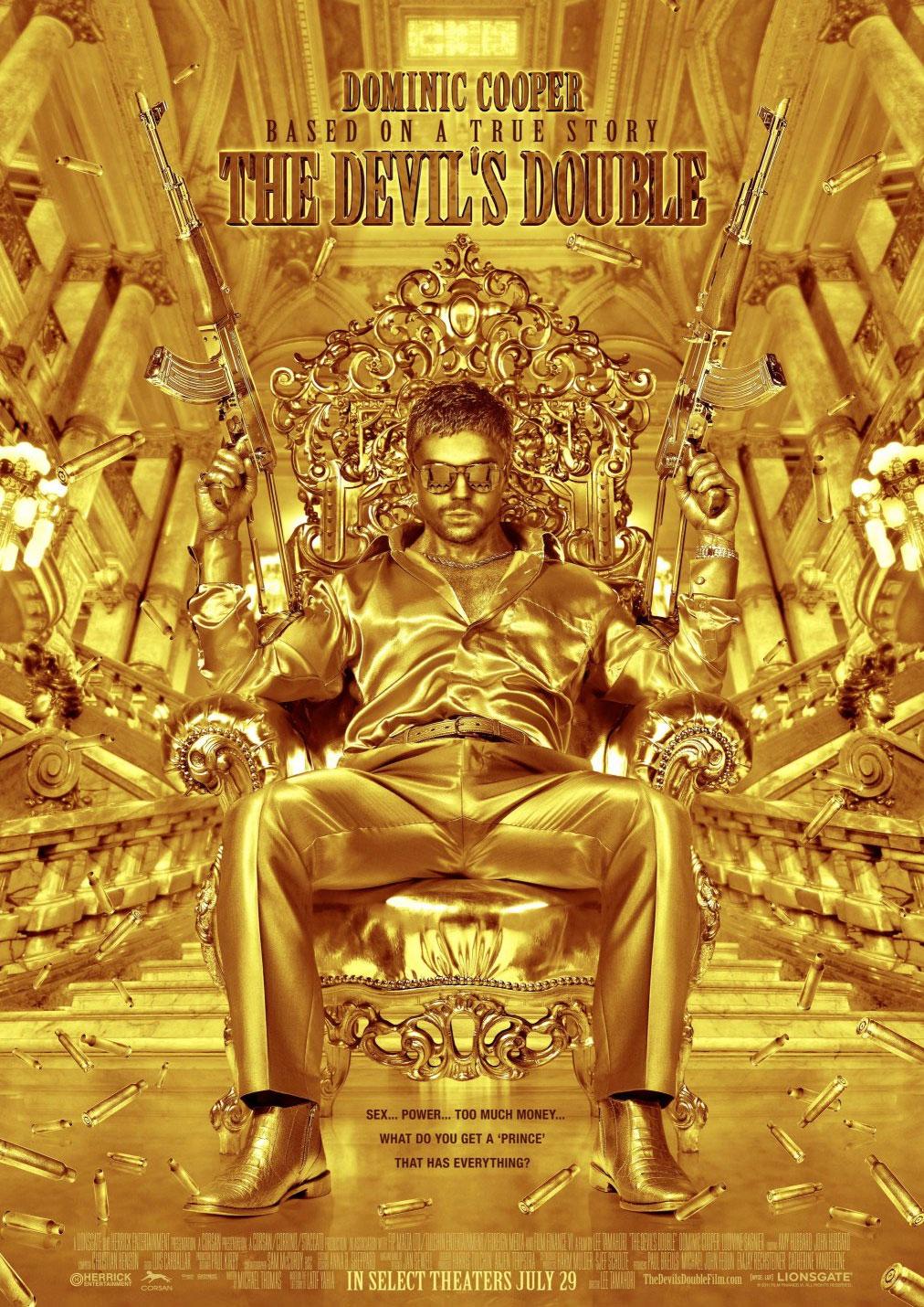 The Devil s Double (2011) เหี้ยมซ้อนเหียม
