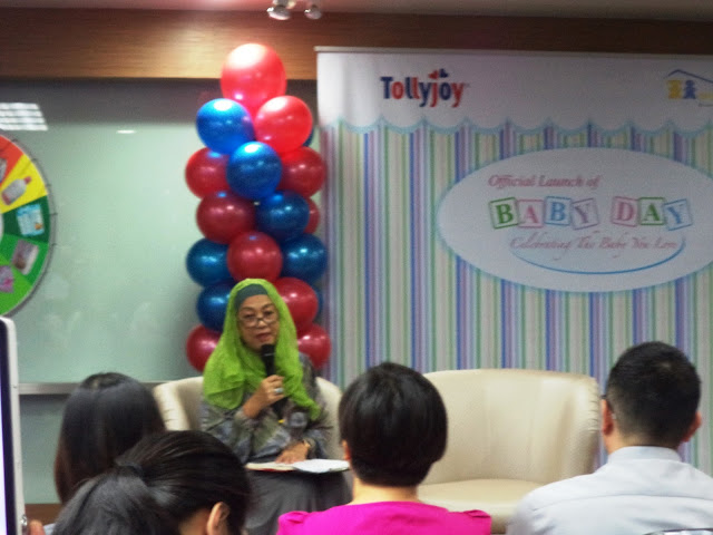 Datin Elya Adnan, a Trustee of OrphanCARE Foundation