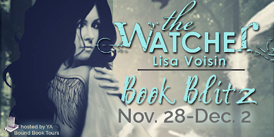 {Interview+Giveaway} The watcher by Lisa Voisin