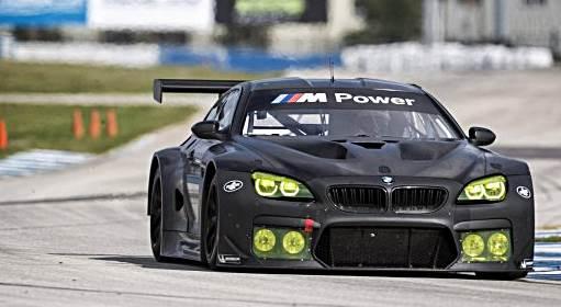2016 BMW M6 GTLM Previewed