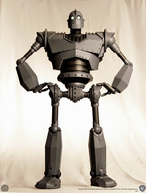 Iron Giant Action Figure by Mondo
