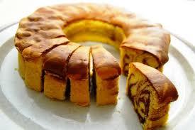 Kue Cake Marmer