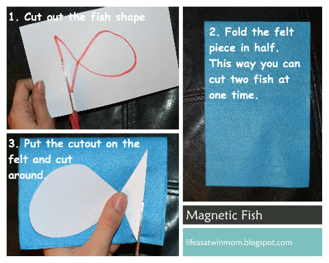 Life as a twin mom november 2012 for Magnetic fish tape