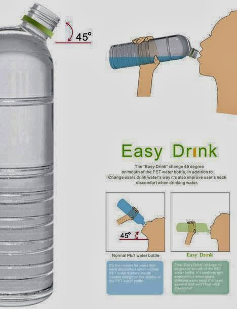 Innovative cold drinks bottle design | Creative bottle ideas | Packing industry ideas | Cold drink package container designs | container ideas