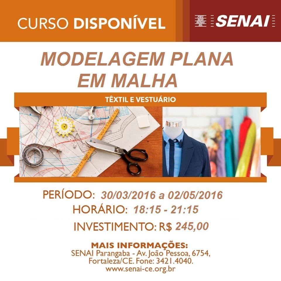 modelagem plana, professor Carlos Magno Bacellar