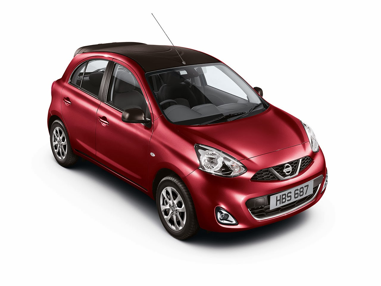 Nissan launches the limited edition new Micra