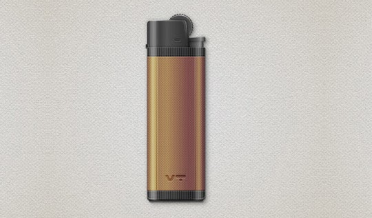 a Detailed Lighter