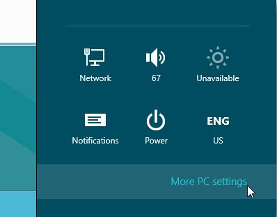 Làm sao để Tùy chỉnh ứng dụng tìm kiếm trong Windows 8?