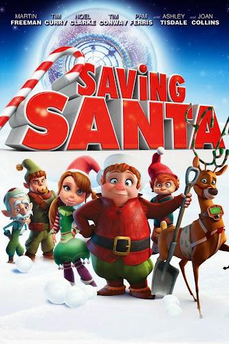 Saving Santa (BRRip HD Inglés Subtitulada) (2013)