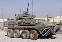 Coyote Reconnaissance Vehicle