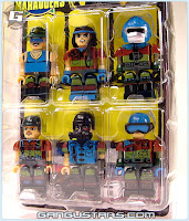 Hasbro G.I.Joe Sgt Slaughter Mutt Barbecue Lowlight Footloose G.I.ジョー Kre-O クレオ