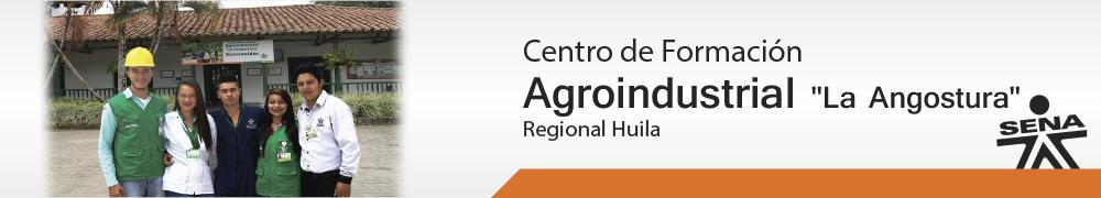 CENTRO DE FORMACIÓN AGROINDUSTRIAL