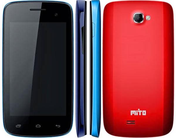 Harga Dan Spesifikasi Mito Fantasy Pocket A150, 1Jutaan Quad Core Processor