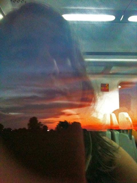 Autotrenato - Fotografía de Delia Goovantes