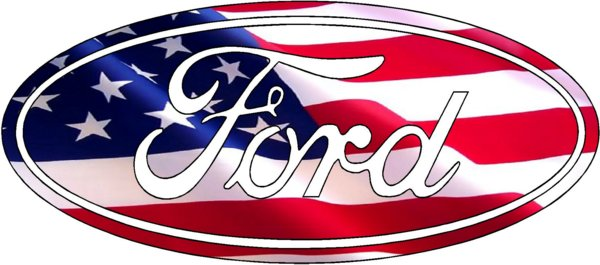 Ford Logo Decal Stickers