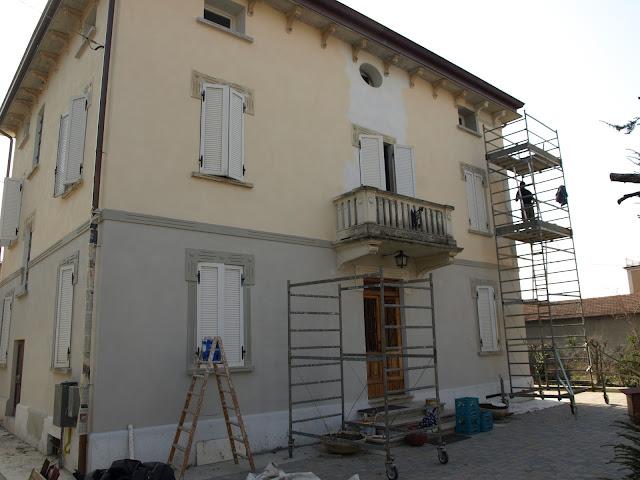 Laboratorio del colore decorazioni e tinteggi interni esterni - Decorazioni per interni casa ...