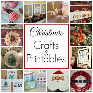 christmas crafts and printables