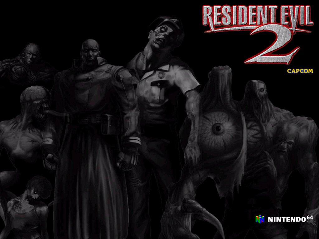 PS VITA GAMES: Resident Evil Wallpapers