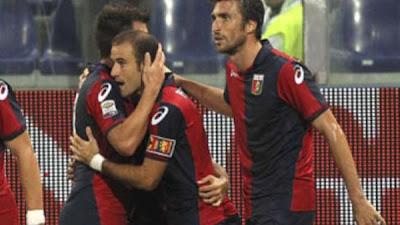 Genoa 3 - 0 Catania (2)
