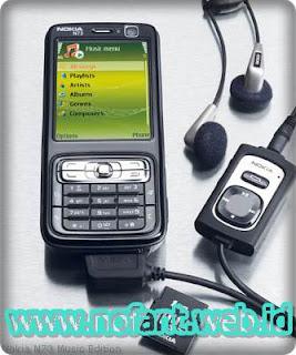 Nokia N73 RM-133