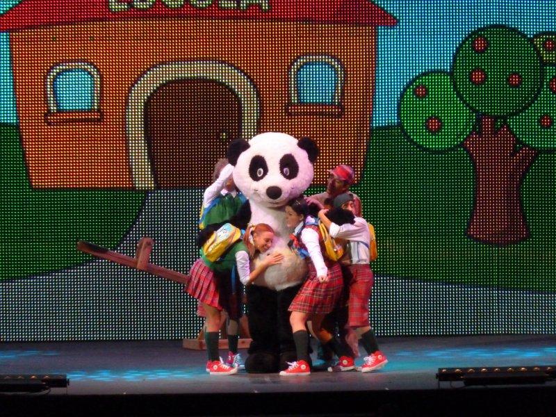 Musical do Panda 2