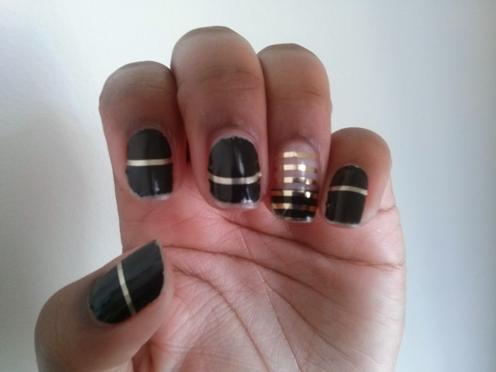 Jamberry Nail Wraps left a very bad taste in my mouth! | Curls Are ...