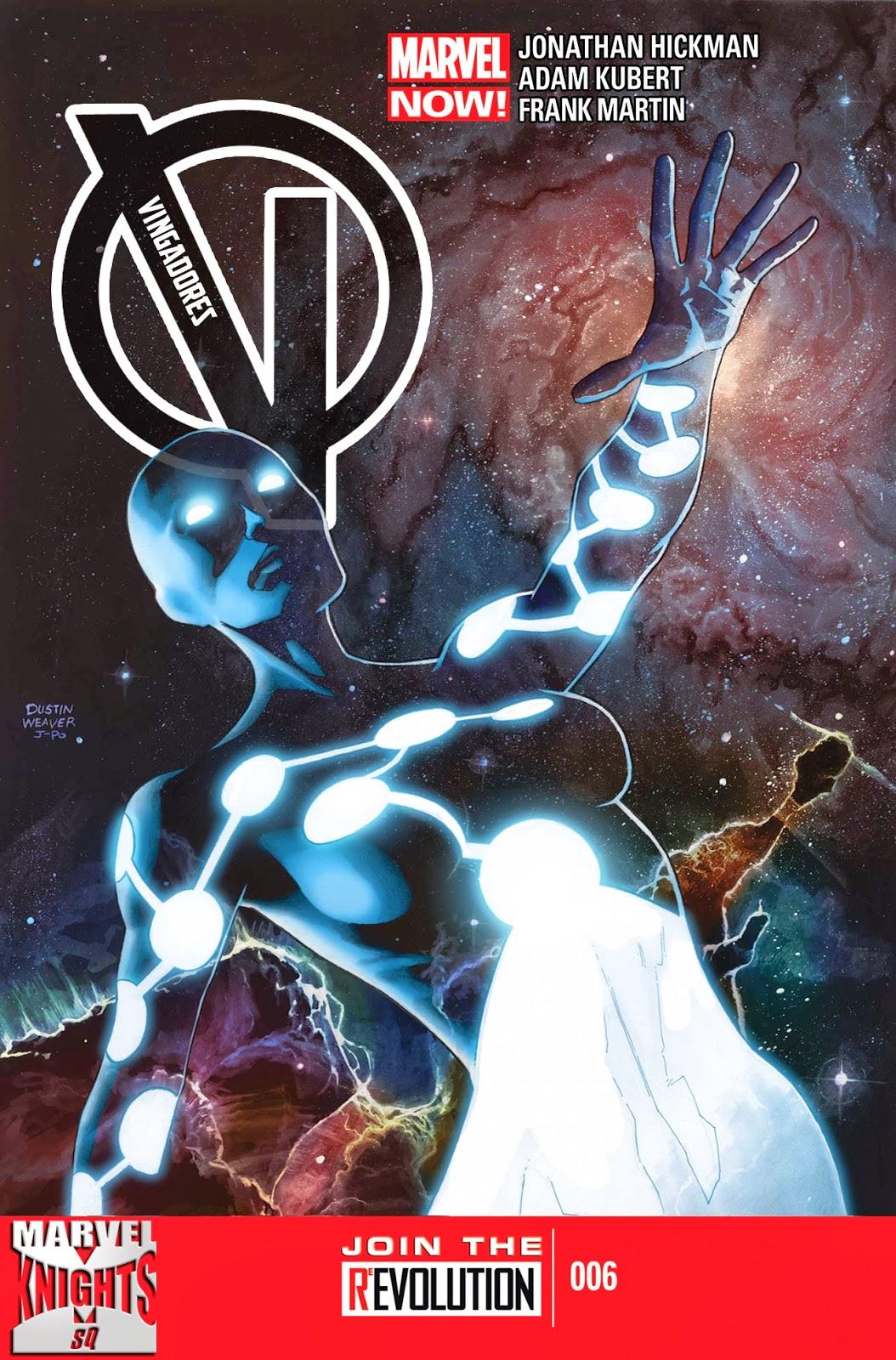 Nova Marvel! Vingadores v5 #6