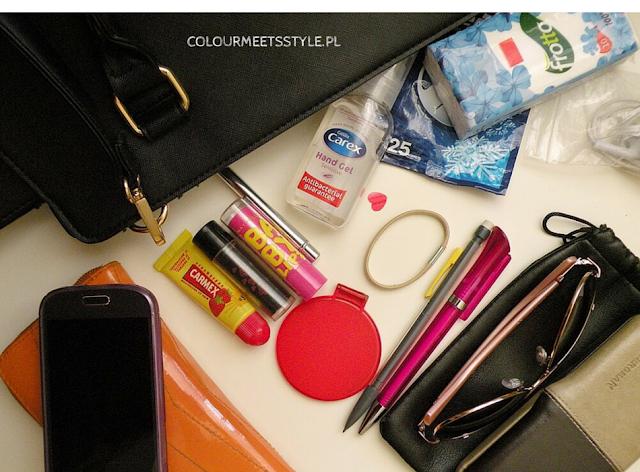 co zawiera moja torebka?