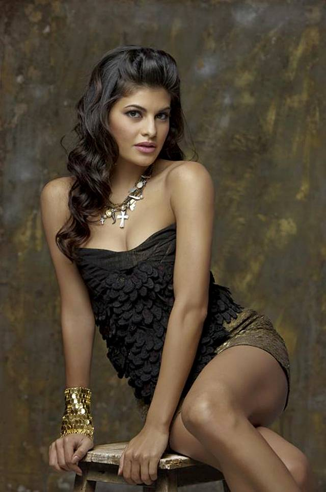 Jacqueline Fernandez is a Sri Lankan actress and model who appears in
