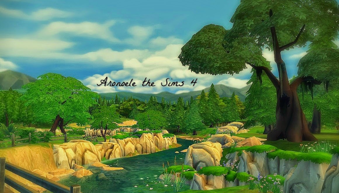 Aronoele the Sims 4