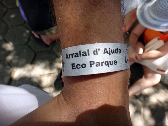 Um dia no Arraial d'Ajuda Eco Parque