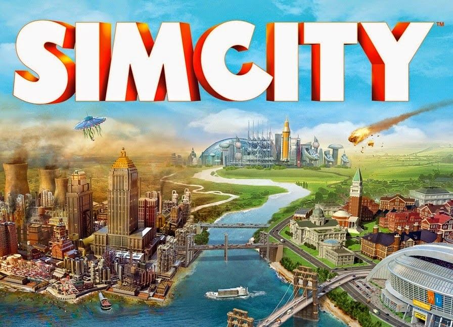 play sim city online without downloading