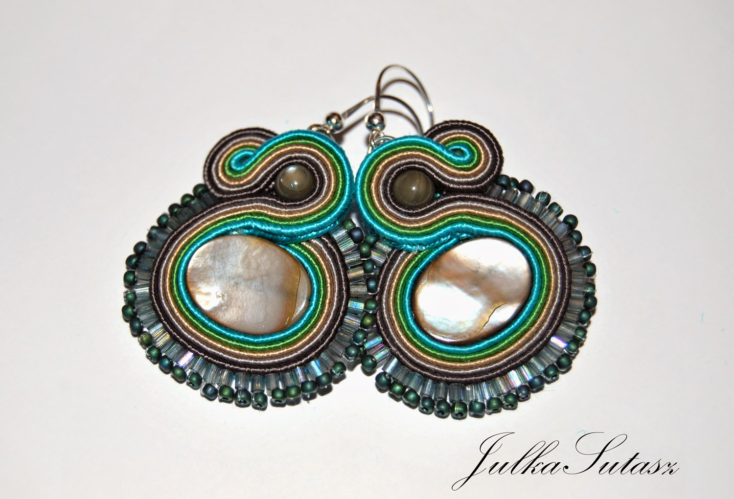"Another ""Ethno"" Earrings :)"