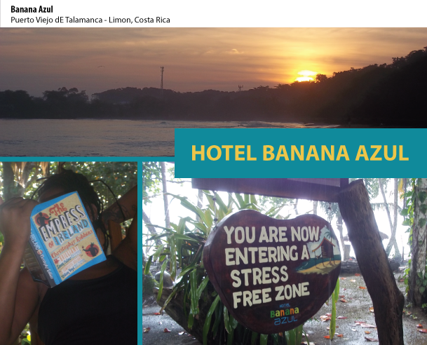 Vacationing at Hotel Banana Azul (2013)