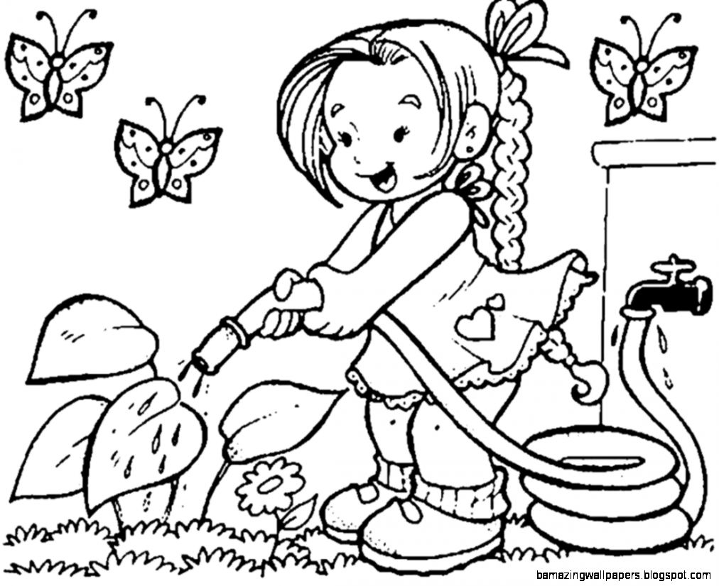 Winnie The Pooh Spring Coloring Pages   Site about Children