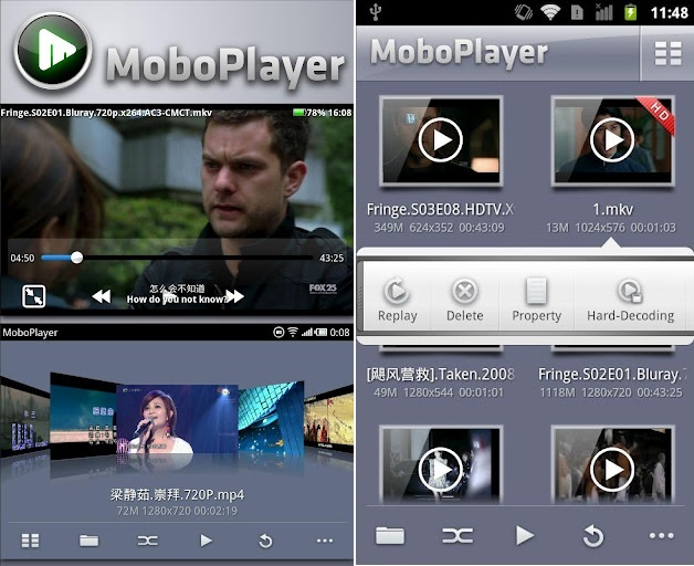 Mobo player android download