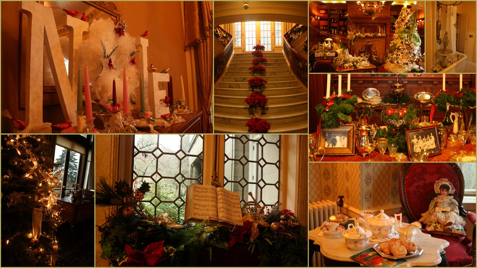 Delights of the Heart: Christmas at Pittock Mansion