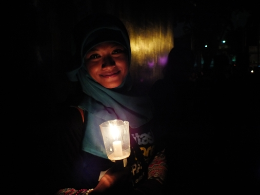 earth hour surabaya