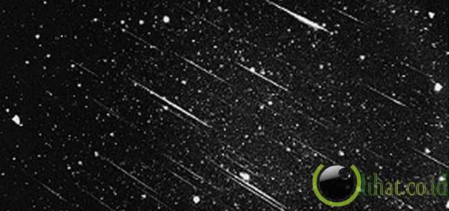Hujan meteor terbesar