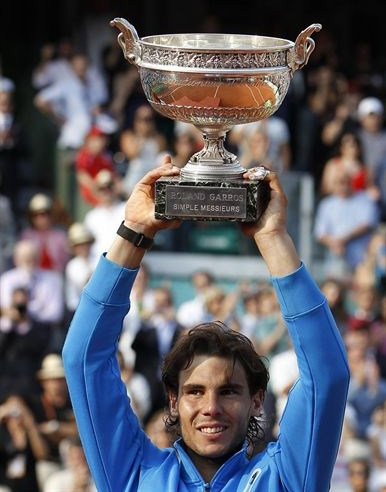 Rafael Nadal Roland Garros