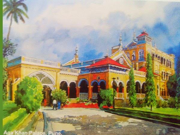 Aga Khan Palaca Pune