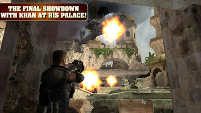 High resolution iphone 5 commandos game
