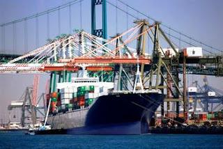 trasporto in aree portuali