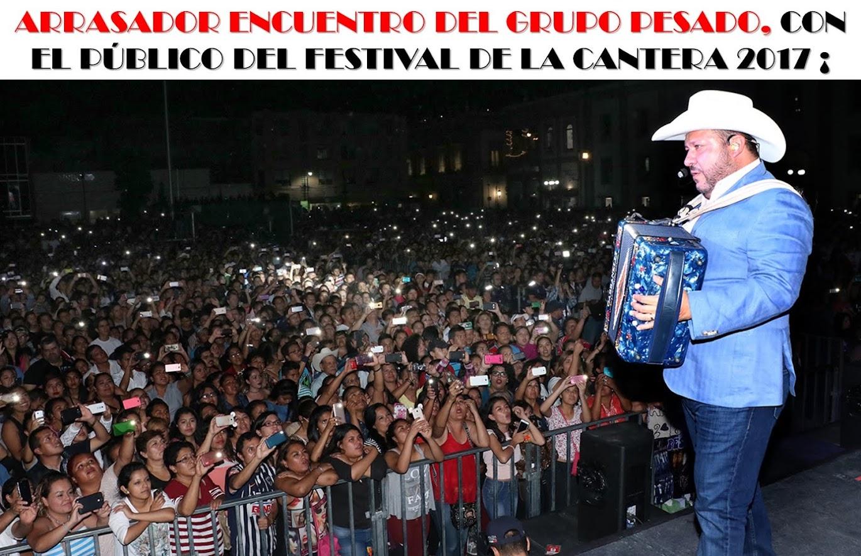 FESTIVAL DE LA CANTERA 2017, DEL 19 AL 28 DE MAYO.