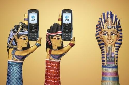 18-Egypt-Guido-Daniele-Artist-Hand-Painting-Italian