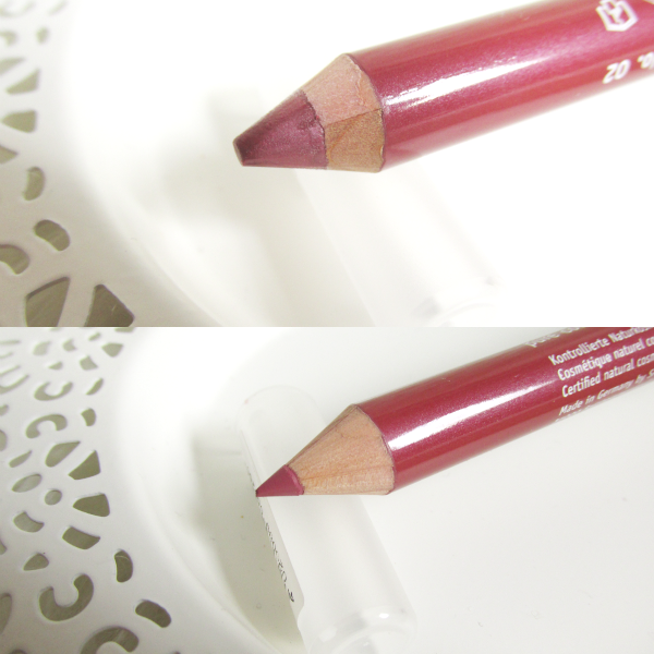 Sante Lip Duo Contour & Gloss - 02 Natural - Inhaltsstoffe